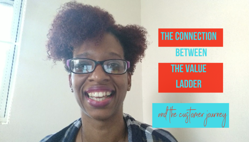 Let me tell you about the Connection between the Value Ladder and the Customer Journey