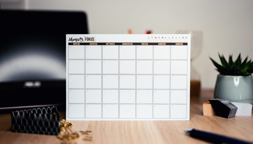 Here's How to Plan Your Social Media Content for the next 30 days!